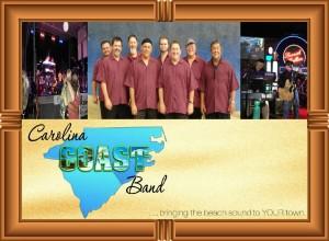 Carolina Coast Band Press Photo